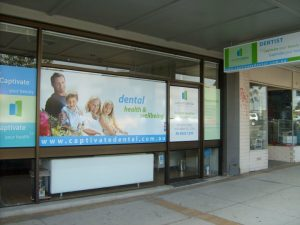 Captivate Dental External Practice Photo Dentist Moorabbin