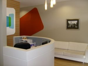 Captivate Dental Reception Area 2 Photo Dentist Moorabbin