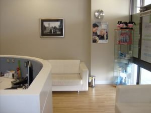Captivate Dental Reception Area 3 Photo Dentist Moorabbin