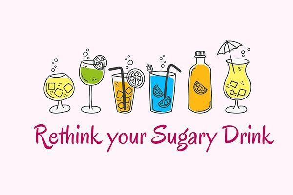 Captivate Dental Tips: Rethink Your Sugary Drink