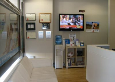 Dentist Moorabbin _ Captivate Dental _ Waiting Area