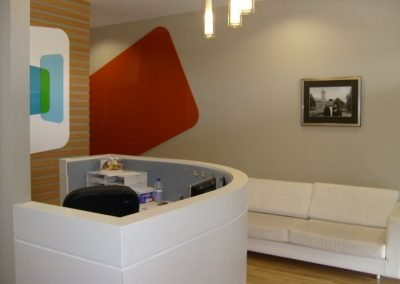 Dentist Moorabbin _ Captivate Dental _Reception Area