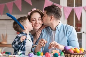 Top 8 Ideas for Easter at Home from Captivate Dental