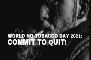 world no tobacco day 2021 in moorabbin