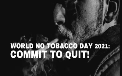 World No Tobacco Day 2021 in Moorabbin: Commit to Quit!