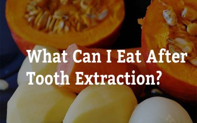 What Can I Eat After Tooth Extraction? 7 Tips from Captivate Dental